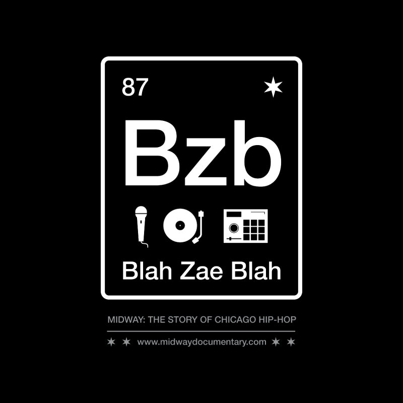 Elements: Blah Zae Blah by Midway Shop