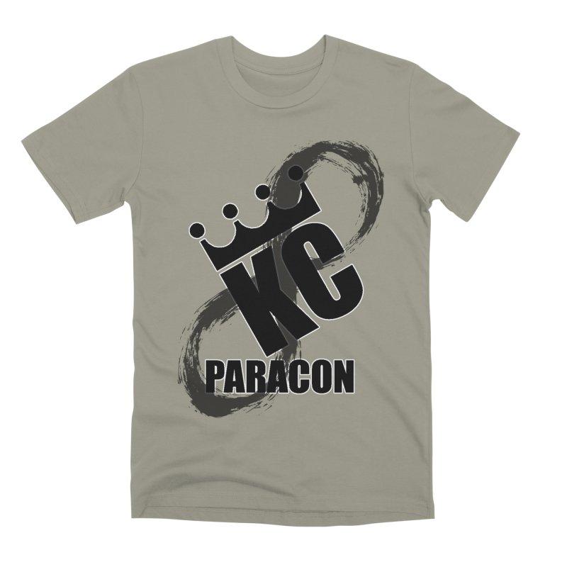 KC Paracon 2019 Men's Premium T-Shirt by midwestbushcraftshow's Artist Shop