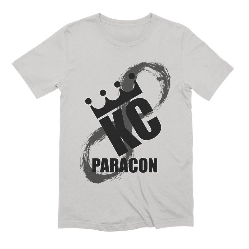 KC Paracon 2019 Men's Extra Soft T-Shirt by midwestbushcraftshow's Artist Shop