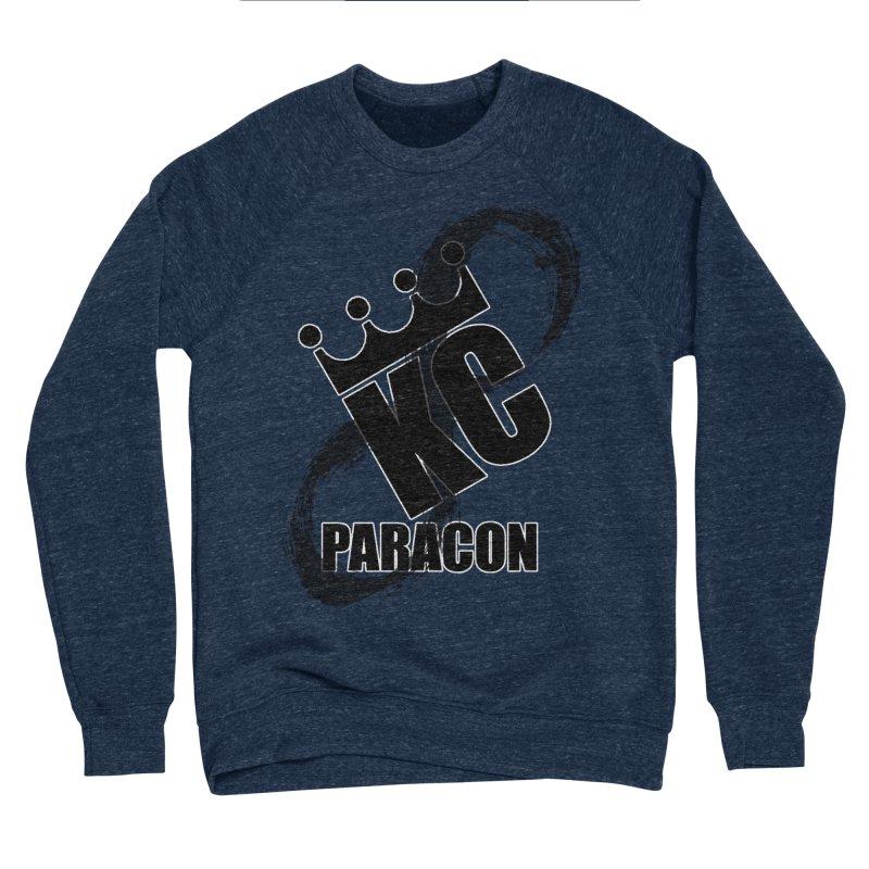 KC Paracon 2019 Men's Sponge Fleece Sweatshirt by midwestbushcraftshow's Artist Shop