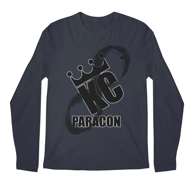 KC Paracon 2019 Men's Regular Longsleeve T-Shirt by midwestbushcraftshow's Artist Shop