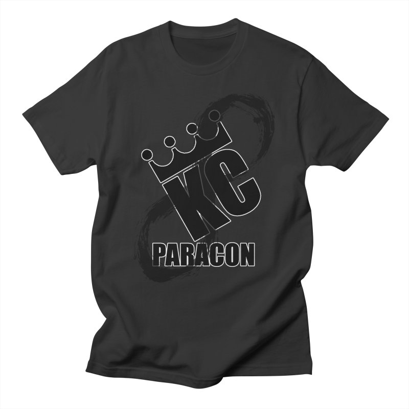 KC Paracon 2019 Men's Regular T-Shirt by midwestbushcraftshow's Artist Shop