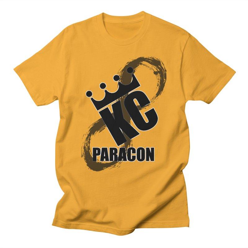 KC Paracon 2019 Men's Regular T-Shirt by midwestbushcraftshow's Artist Shop