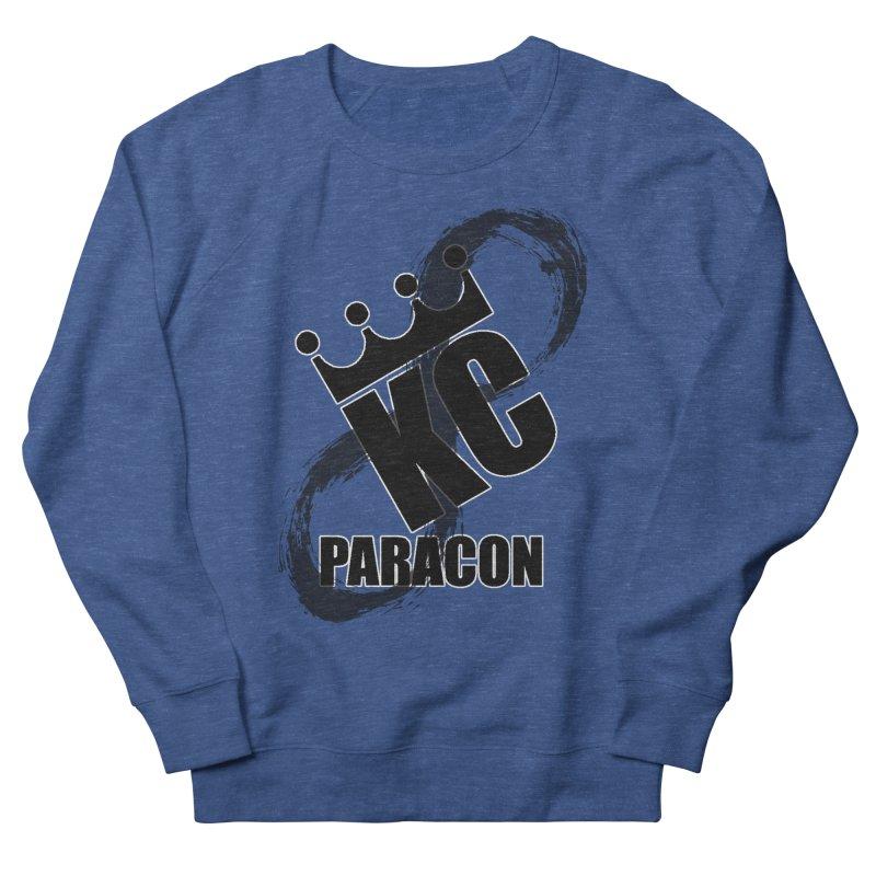KC Paracon 2019 Men's French Terry Sweatshirt by midwestbushcraftshow's Artist Shop