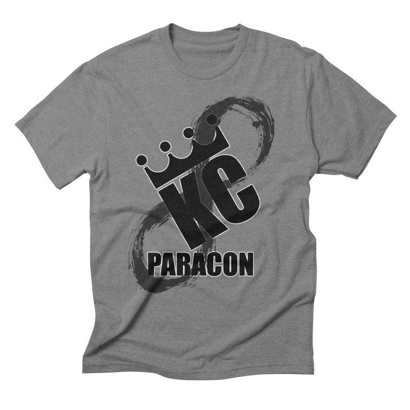 KC Paracon 2019 Men's Triblend T-Shirt by midwestbushcraftshow's Artist Shop