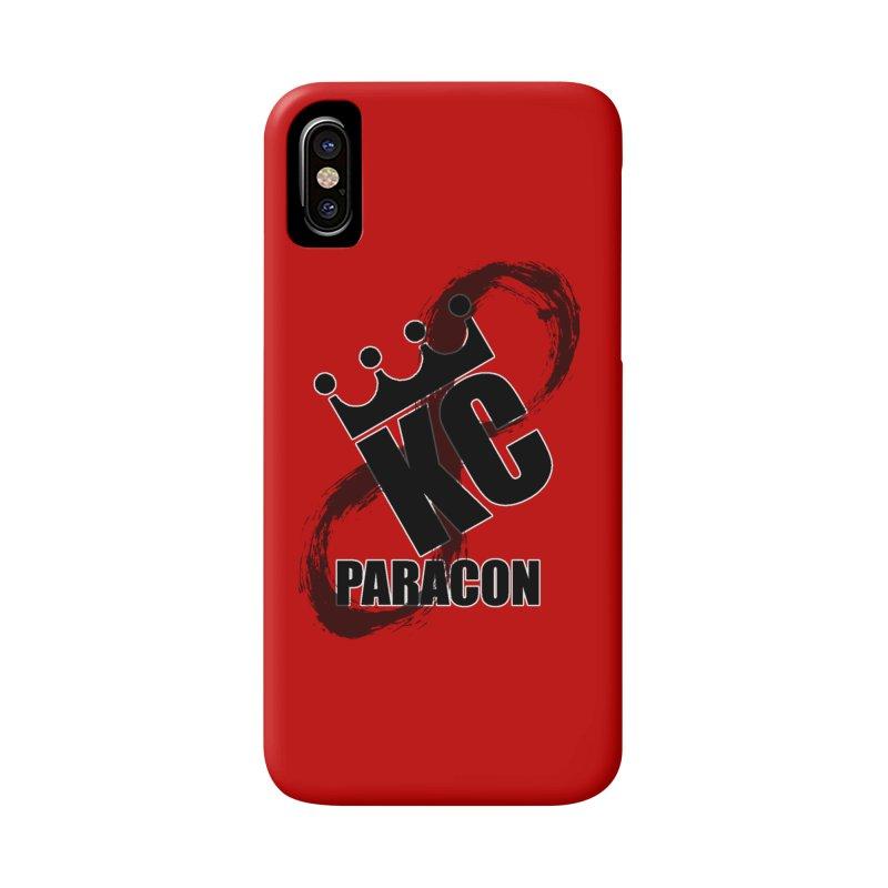 KC Paracon 2019 Accessories Phone Case by midwestbushcraftshow's Artist Shop