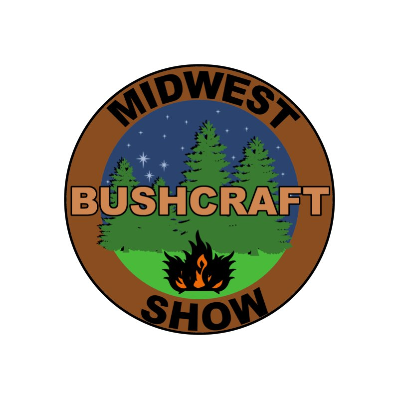 Official Show Logo by midwestbushcraftshow's Artist Shop