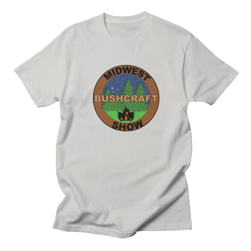 Official Show Logo Women's Regular Unisex T-Shirt by midwestbushcraftshow's Artist Shop