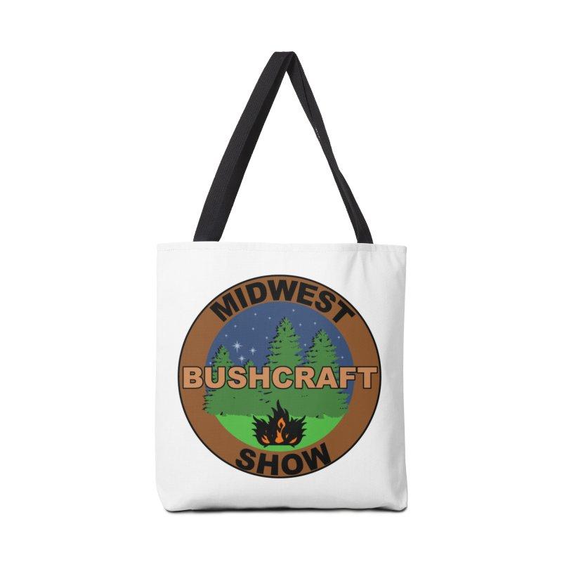 Official Show Logo Accessories Bag by midwestbushcraftshow's Artist Shop
