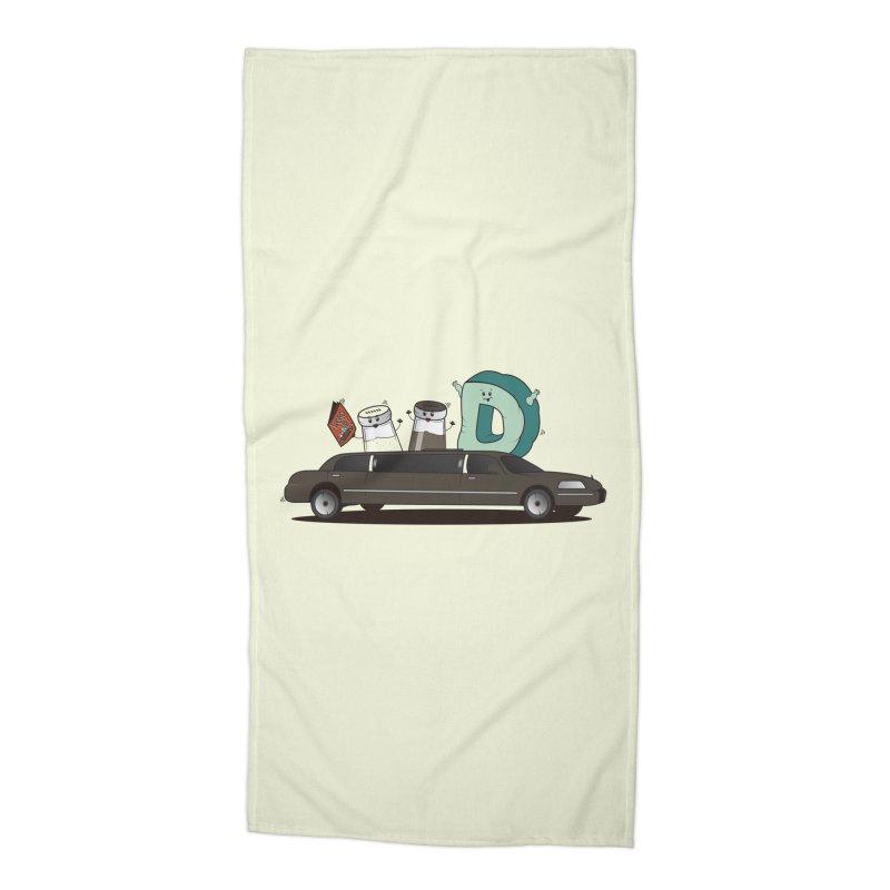 Juicy Accessories Beach Towel by Buckeen