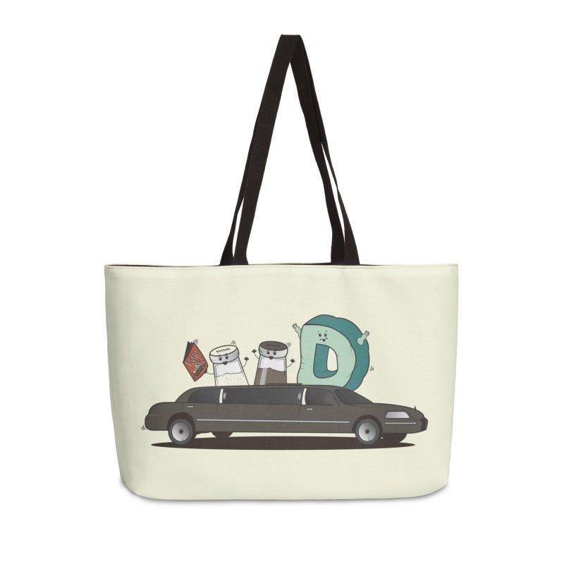 Juicy Accessories Bag by Buckeen