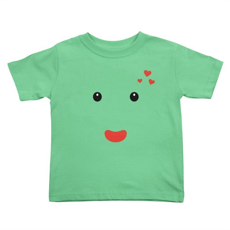 Awake Kids Toddler T-Shirt by Miezerie