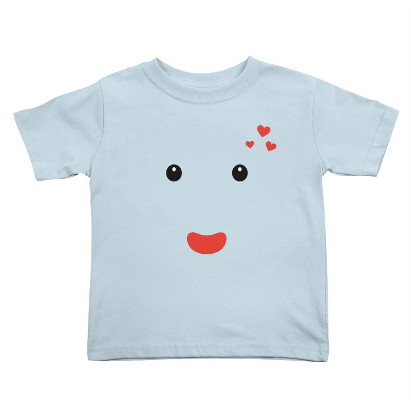 Awake Kids Toddler T-Shirt by Miezerie