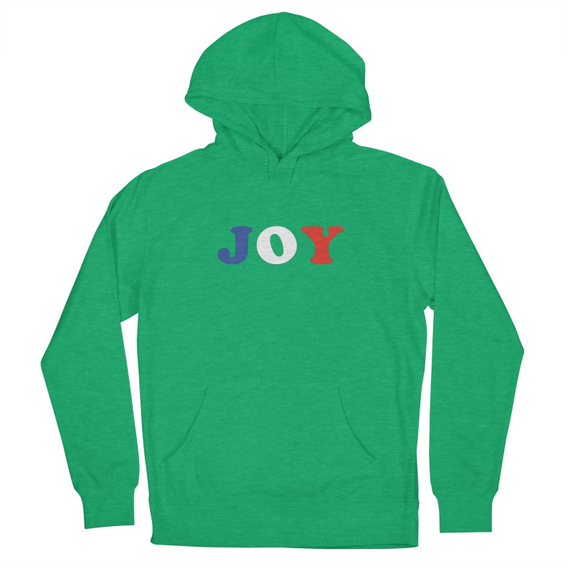 Joy Men's Pullover Hoody by Miezerie