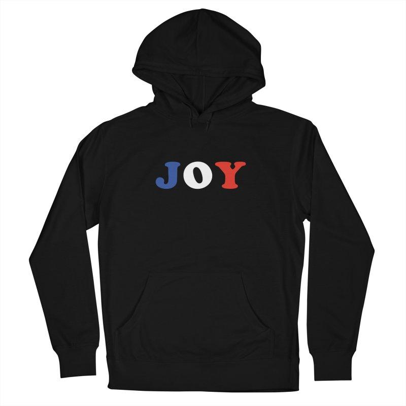 Joy Men's Pullover Hoody by Miezerie