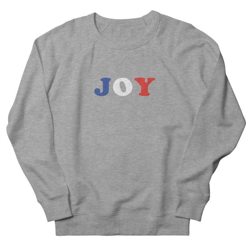 Joy Men's Sweatshirt by Miezerie