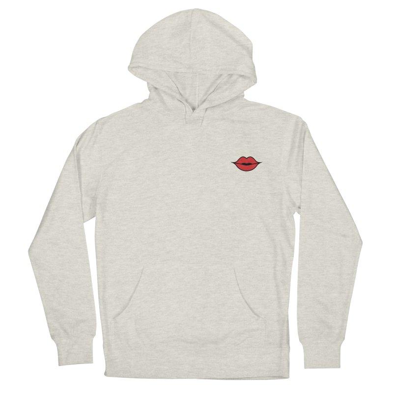 Lip Women's Pullover Hoody by Miezerie