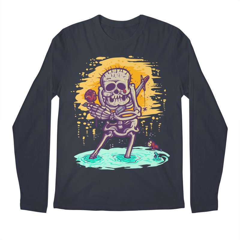 iwakpeli Men's Longsleeve T-Shirt by miftake's Artist Shop