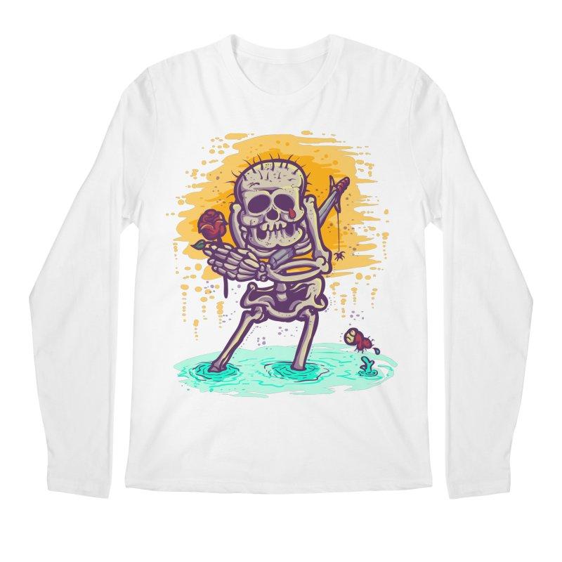 iwakpeli Men's Longsleeve T-Shirt by miftake's Artist Shop