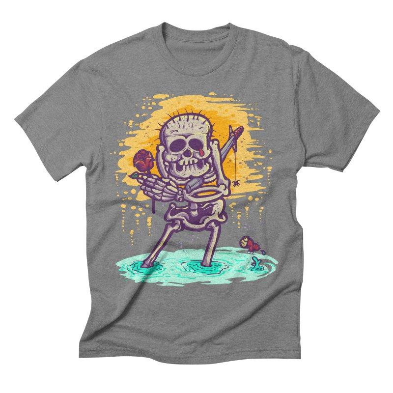 iwakpeli Men's Triblend T-Shirt by miftake's Artist Shop