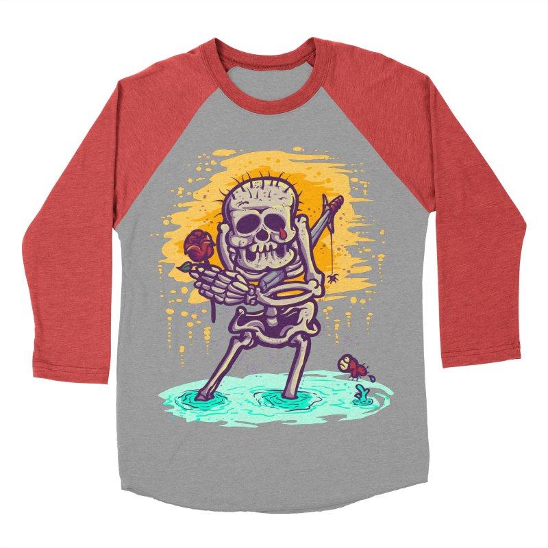 iwakpeli Women's Baseball Triblend T-Shirt by miftake's Artist Shop