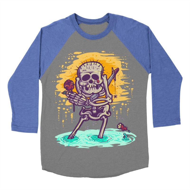 iwakpeli Men's Baseball Triblend T-Shirt by miftake's Artist Shop