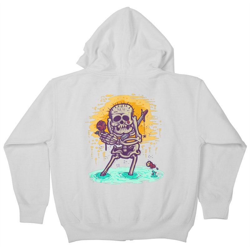 iwakpeli Kids Zip-Up Hoody by miftake's Artist Shop