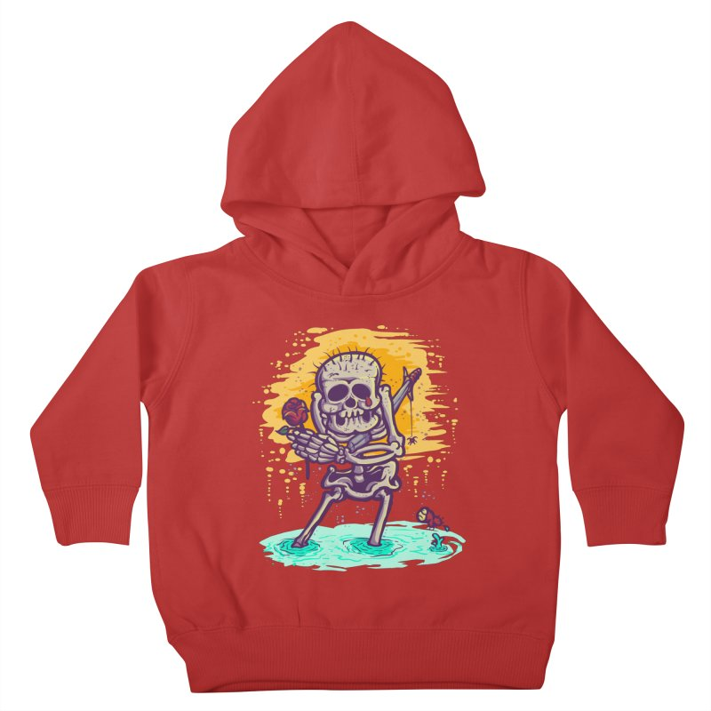 iwakpeli Kids Toddler Pullover Hoody by miftake's Artist Shop