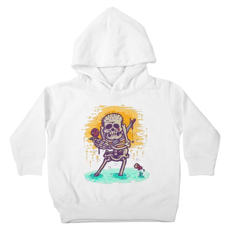 iwakpeli Kids Toddler Pullover Hoody by miftake's Artist Shop