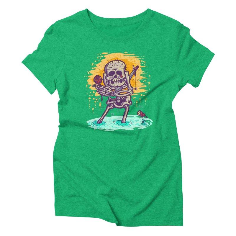 iwakpeli Women's Triblend T-shirt by miftake's Artist Shop