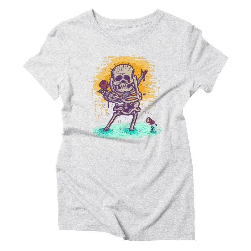 iwakpeli Women's Triblend T-Shirt by miftake's Artist Shop