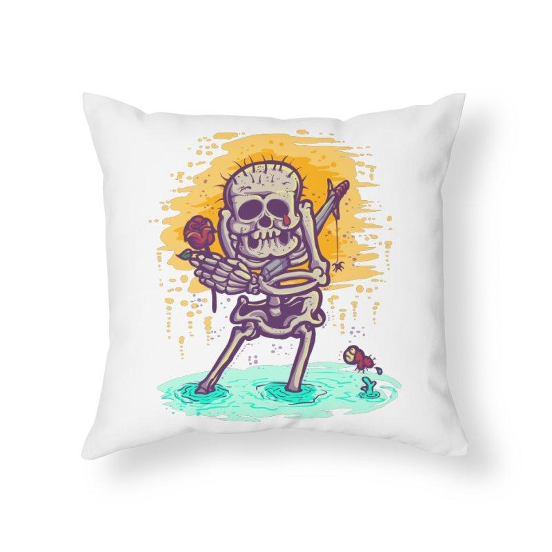 iwakpeli Home Throw Pillow by miftake's Artist Shop