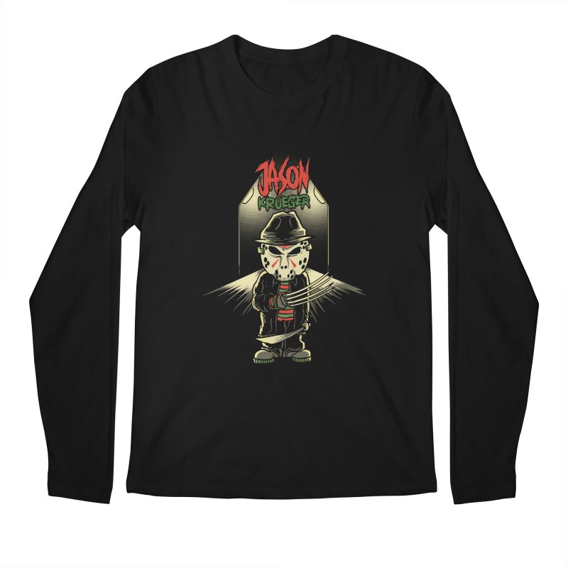 Jason Krueger Men's Longsleeve T-Shirt by miftake's Artist Shop