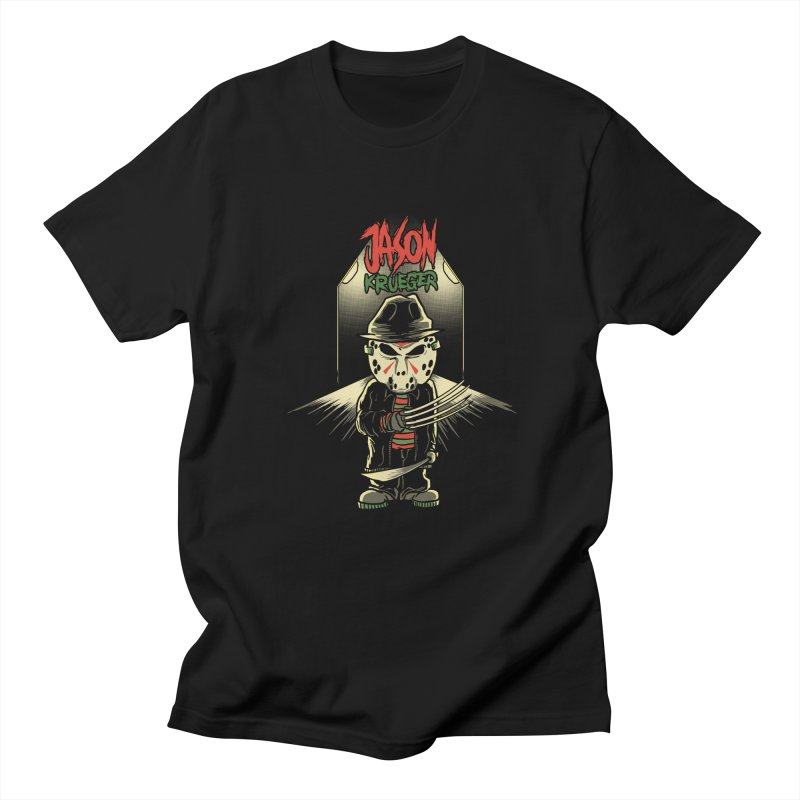Jason Krueger Men's T-Shirt by miftake's Artist Shop