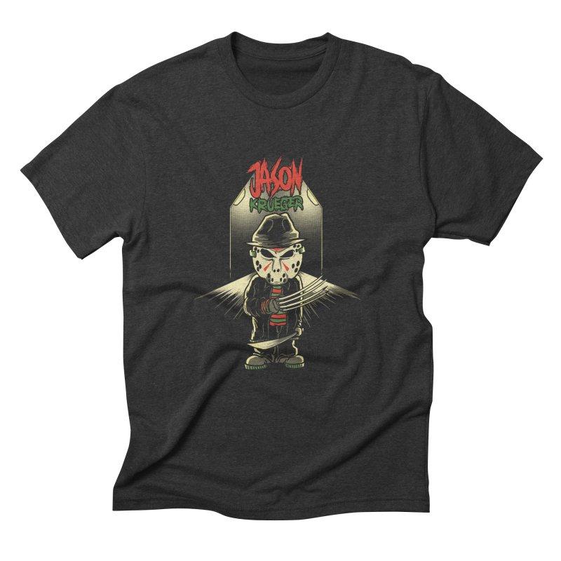 Jason Krueger Men's Triblend T-Shirt by miftake's Artist Shop