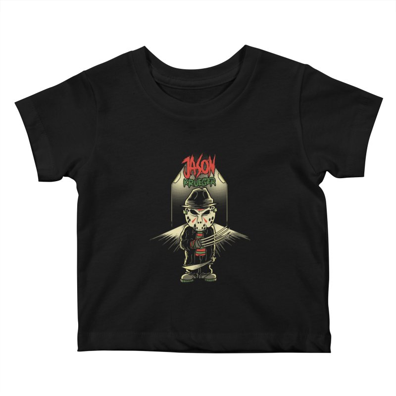 Jason Krueger Kids Baby T-Shirt by miftake's Artist Shop