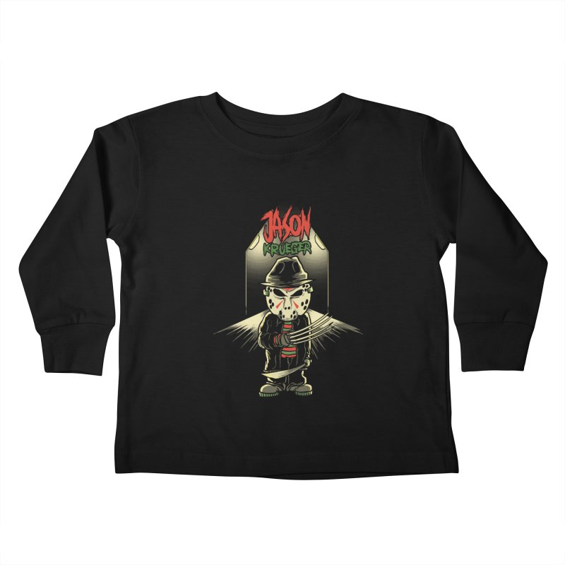 Jason Krueger Kids Toddler Longsleeve T-Shirt by miftake's Artist Shop