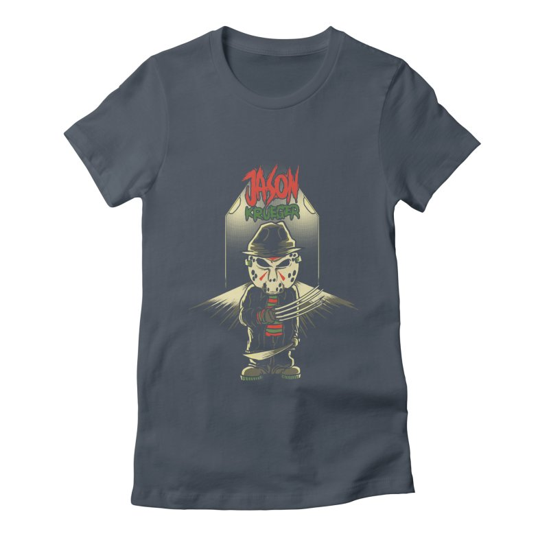 Jason Krueger Women's Fitted T-Shirt by miftake's Artist Shop