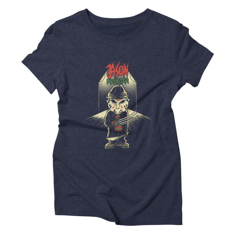 Jason Krueger Women's Triblend T-shirt by miftake's Artist Shop