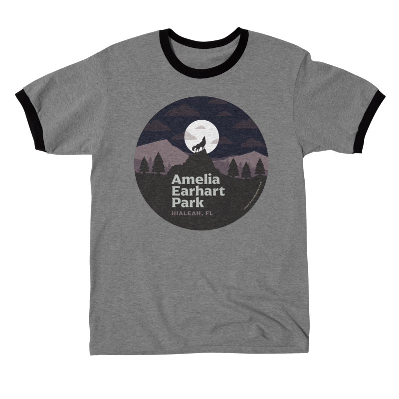 Amelia Earhart Park Women's T-Shirt by miggsmendoza's Shop
