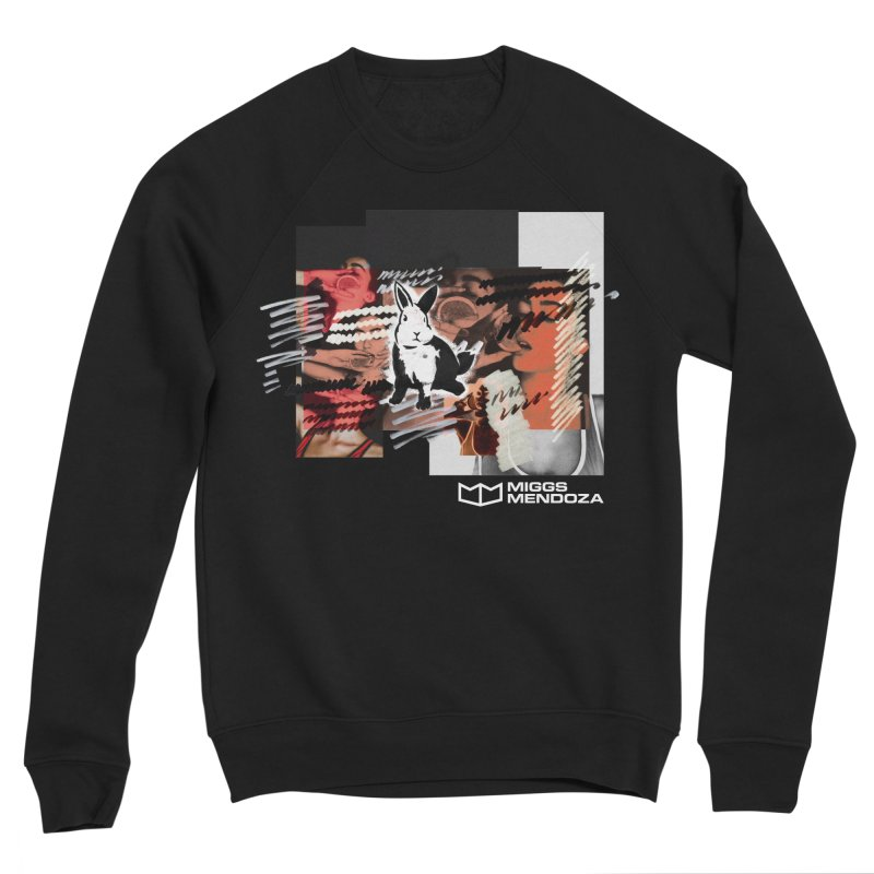 MM-BUNNIE-COLLAGE-001 Men's Sweatshirt by miggsmendoza's Shop