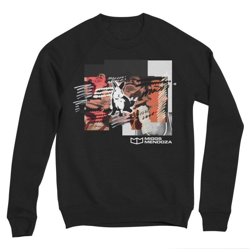 MM-BUNNIE-COLLAGE-001 Women's Sweatshirt by miggsmendoza's Shop