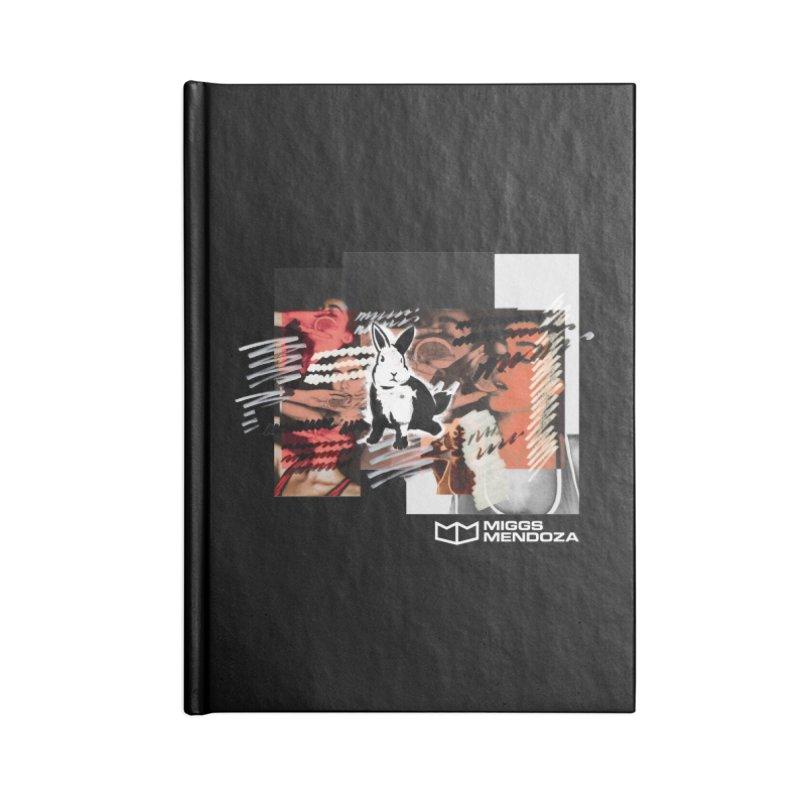 MM-BUNNIE-COLLAGE-001 Accessories Notebook by miggsmendoza's Shop