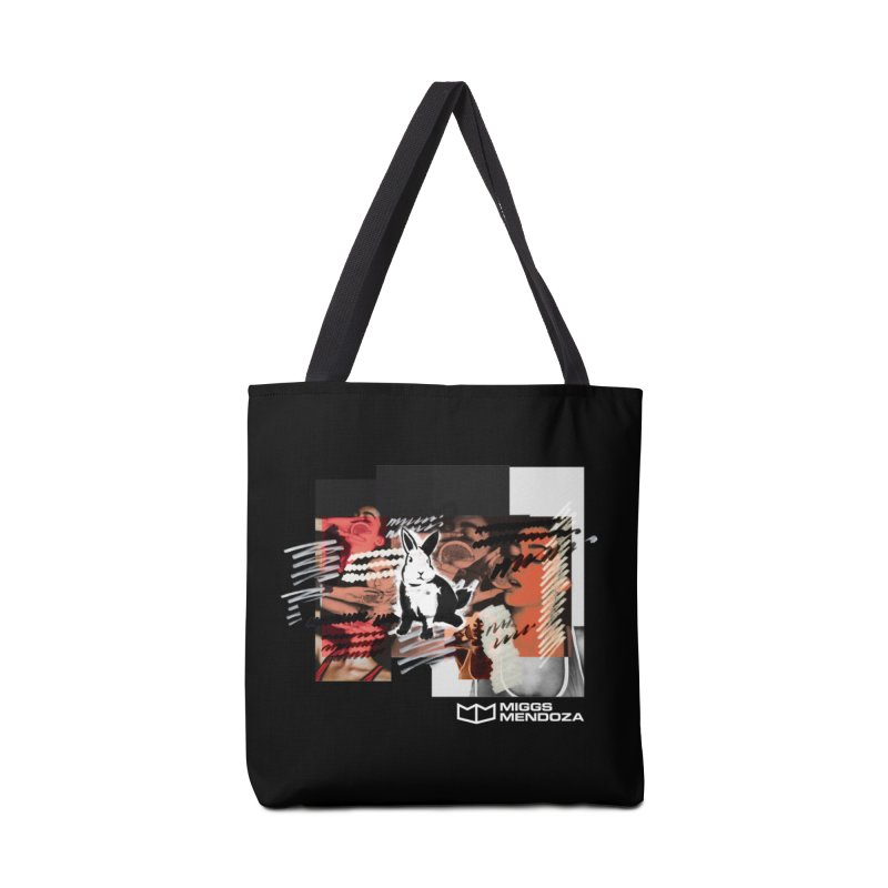 MM-BUNNIE-COLLAGE-001 Accessories Bag by miggsmendoza's Shop