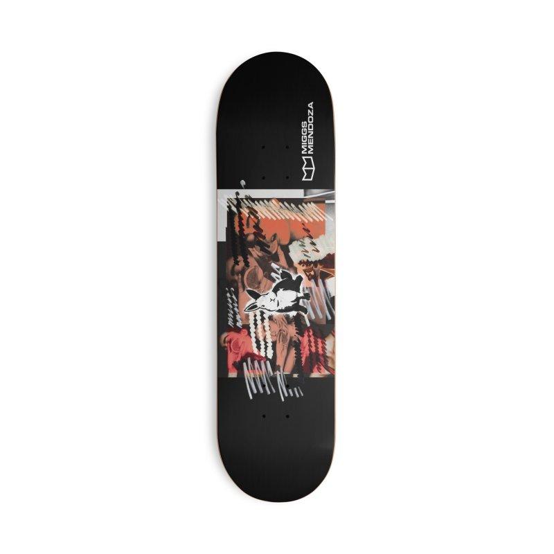 MM-BUNNIE-COLLAGE-001 Accessories Skateboard by miggsmendoza's Shop