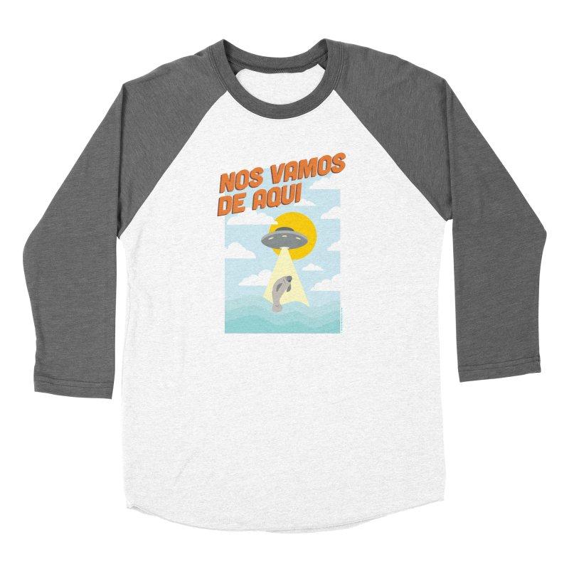 Nos Vamos Men's Longsleeve T-Shirt by miggsmendoza's Shop