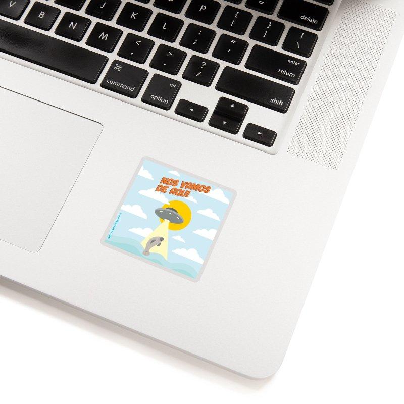 Nos Vamos Accessories Sticker by miggsmendoza's Shop