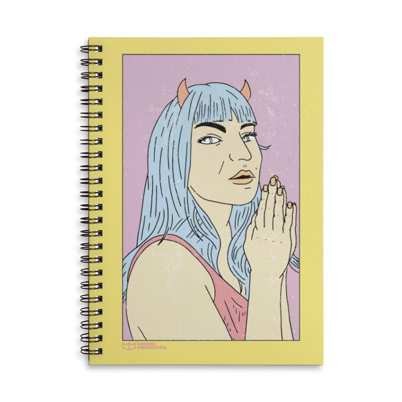 Reza Por Ella Accessories Notebook by miggsmendoza's Shop