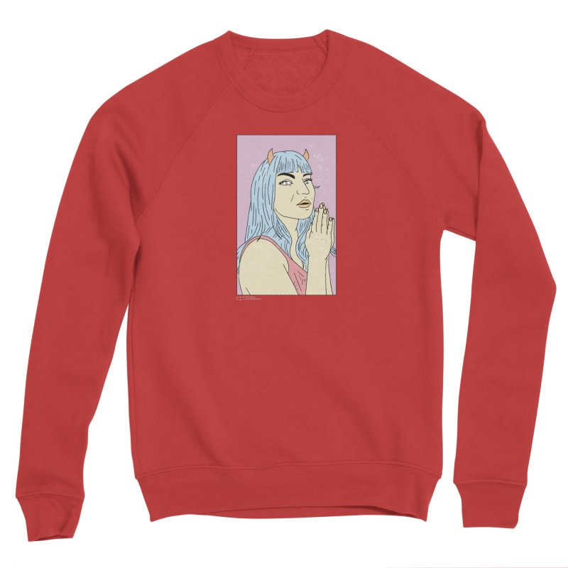 Reza Por Ella Men's Sweatshirt by miggsmendoza's Shop
