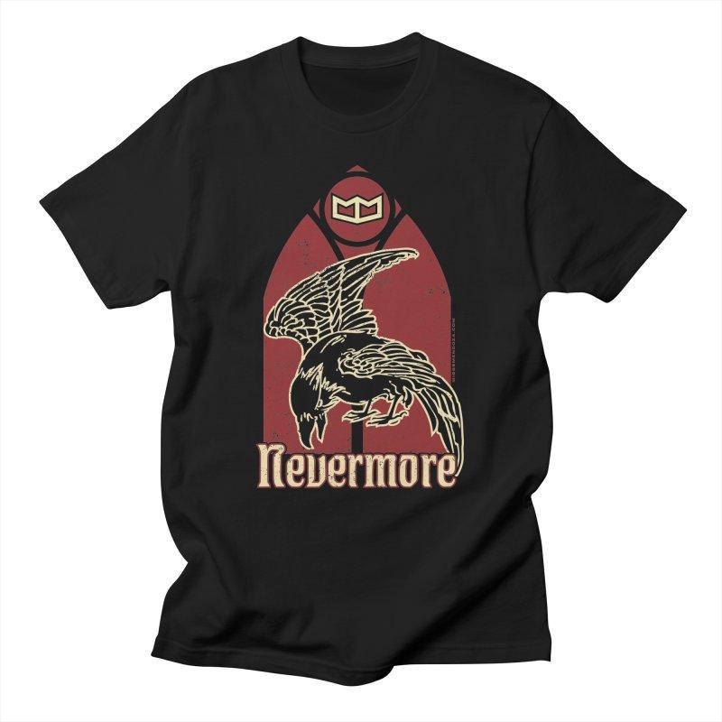 Nevermore Men's T-Shirt by miggsmendoza's Shop
